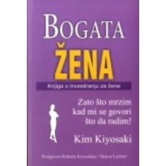 Kim Kiyosaki: Bogata žena